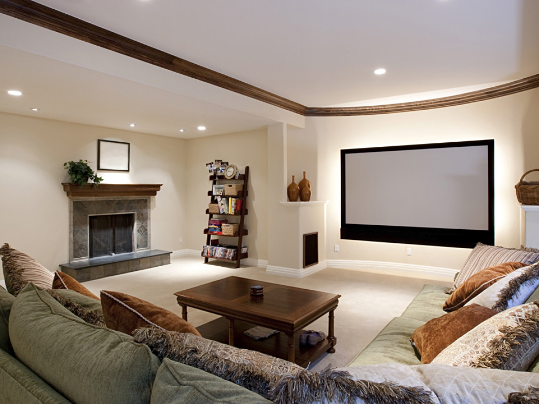 Home Theater/Media Room installation